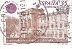 Stamps Spain -  700 Aniv. Universitat de Lleida 1300-2000    (F)