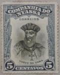 Sellos de Europa - Portugal -  vasco da gama 1921