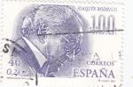Stamps Spain -  Personajes Populares- Joaquín Rodrigo    (F)