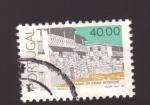 Stamps Portugal -  casas da beira interior