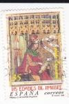 Stamps Spain -  Las Eddades del Hombre    (F)