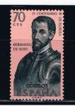 Sellos de Europa - España -  Edifil  1299  Forjadores de  América.