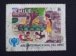 Stamps : America : Chile :  año internacional del niño
