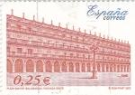 Sellos de Europa - España -  Plaza Mayor de Salamanca  fachada oeste    (F)