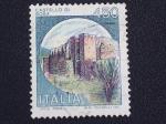 Stamps : Europe : Italy :  castello di bosa