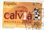 Sellos de Europa - España -  Calvia- Mallorca 2004     (F)