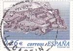 Sellos de Europa - España -  Castillo de San Felipe-El Ferrol     (F)