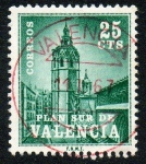 Sellos de Europa - España -  Plan Sur de Valencia - El Miguelete