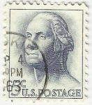 Stamps : America : United_States :  PRESIDENTE GEORGE WASHINGTON
