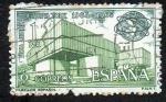 Sellos de Europa - España -  Feria Mundial de Nueva York 1964/1965 - Pabellón español