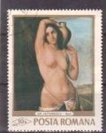 Stamps Europe - Romania -  pintores rumanos