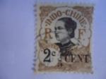 Sellos del Mundo : Africa : Gabón : Indo-CHine. Mujeres Indochinas . Indochina Francesa