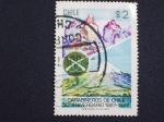 Stamps : America : Chile :  carabineros de chile
