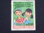 Stamps : America : Bolivia :