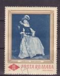 Sellos de Europa - Rumania -  pintores rumanos