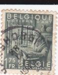 Stamps : Europe : Belgium :  Artesana