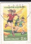 Sellos de Europa - Finlandia -  Deporte