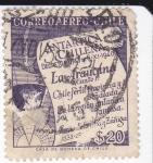 Sellos de America - Chile -   Decreto de  la Antártica Chilena