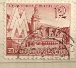 Sellos de Europa - Alemania -  Feria Muestras Leipzig