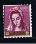 Sellos de Europa - España -  Edifil  1331  Doménico Theotocopoulos · El Greco · Día del Sello.