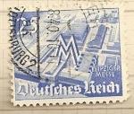 Sellos del Mundo : Europa : Alemania :  Feria Muestras Leipzig