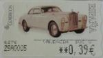 Sellos de Europa - España -  rolls royce1947