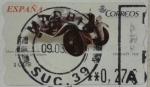 Stamps Spain -  donosti 1928