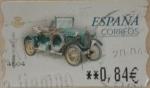 Sellos de Europa - España -  humber t 1910