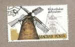 Sellos de Europa - Hungría -  Construcciones rurales hungaras