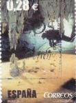 Stamps Spain -  Al filo de lo imposible- Espeleobuceo    (G)