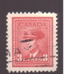 Stamps Canada -  jorge VI