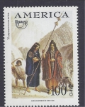 Stamps Chile -  America Upae
