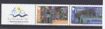 Stamps Chile -  arica conmemora bicentenario