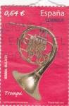 Sellos de Europa - España -  Trompa    (G)