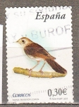 Sellos del Mundo : Europa : España :  4303 Ruiseñor (613)