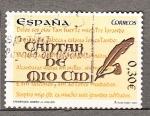Sellos de Europa - España -  4331 Cantar del Mio Cid (623)
