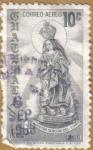 Sellos de America - Guatemala -  Ntra, Señora de Coro