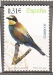 Sellos de Europa - España -  4378 Abejaruco (633)