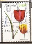 Sellos de Europa - España -  4381 Tulipan (634)
