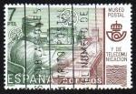 Sellos de Europa - España -  Museo postal