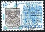 Sellos de Europa - España -  MC Aniversario de la ciudad de Burgos