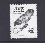 Sellos de America - Chile -  aves protegidas