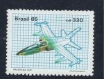 Sellos de America - Brasil -  programa amx