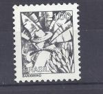 Stamps Brazil -  bananero