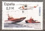 Sellos de Europa - España -  4399 Salvamento maritímo (638)