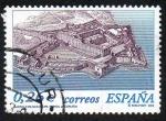 Sellos de Europa - España -  Castillos - Castillo de San Felipe (El Ferrol, A Coruña)