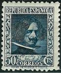 Stamps Spain -  Velazquez