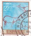 Stamps Spain -  PINTURA- Homenaje al pintor desconocido    (G)