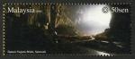 Stamps Malaysia -  MALASIA -  Parque Nacional de Gunung Mulu