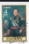 Stamps : Europe : Spain :  PINTURA -Marqués de Castelldosrius (Vicente López)   (G)